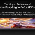 Xiaomi Mi Mix 2S en précommande dès maintenant