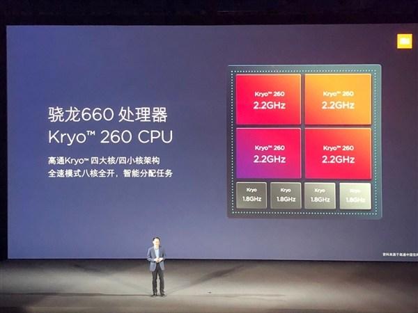 Xiaomi Mi 6X CPU