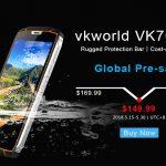 VK7000 en prévente IP68 flottant charge sans fil à €144,14