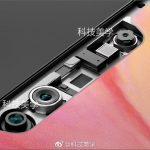 Xiaomi Mi 8 vs Xiaomi Mi 7 comparaison des notchs.