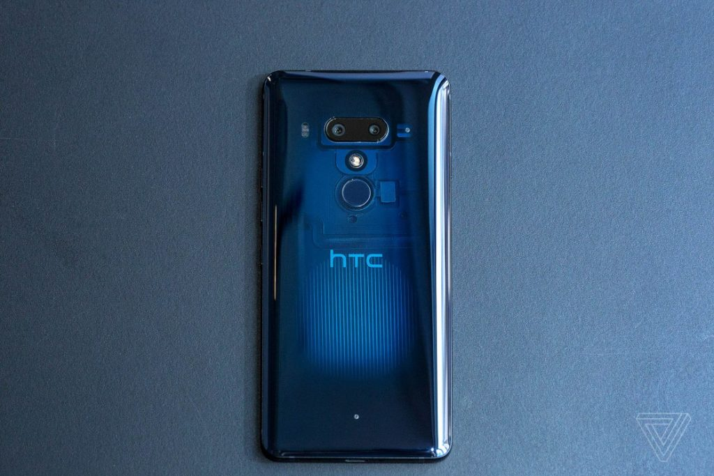 HTC U12 plus trasparent