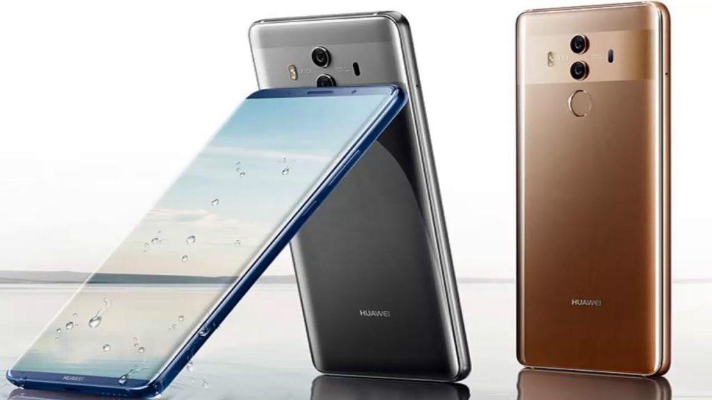 Huawei Mate 20 Pro display OLED