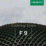 OPPO F9 et OPPO F9 Pro sur la rampe de lancement.