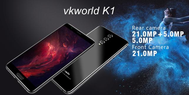 Vkworld K1 21MP