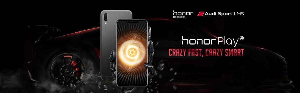 Honor play Audi à la une
