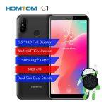HomTom C1 est le petit nouveau avec Android Go