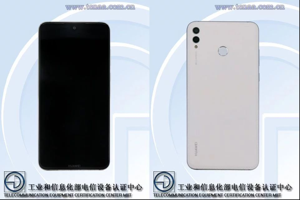 Huawei Mate 20 Tenaa