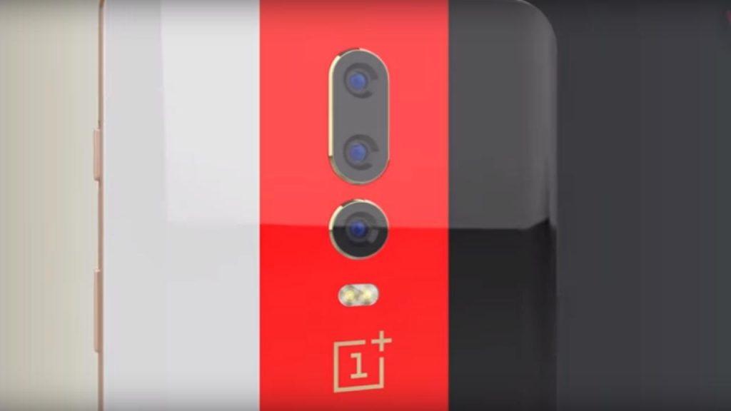 Leak OnePlus 6T