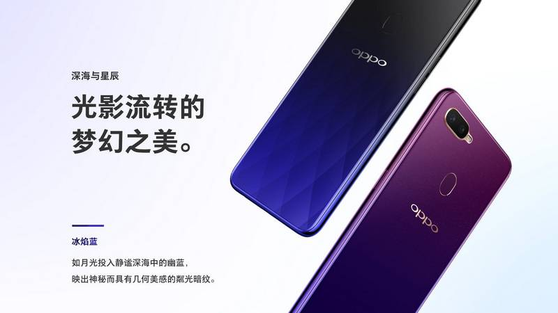 OPPO A7X officiel 2