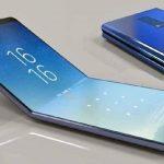 Samsung présentera le premier smartphone avec écran pliable