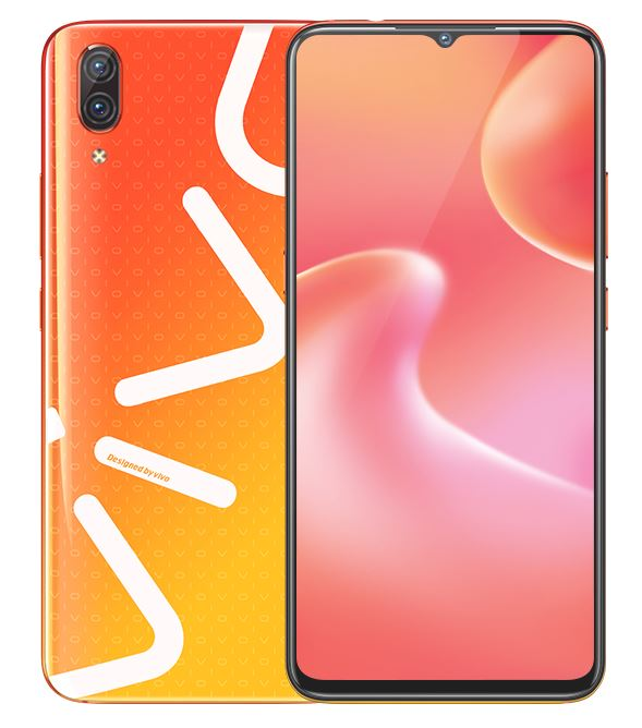 Vivo Logo phone agrume