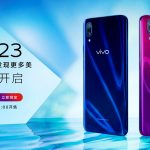 Vivo X23 officiel avec un Snap 670 et Dual Turbo