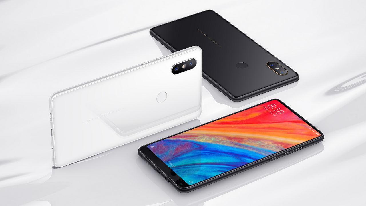 Xiaomi Mi Mix 2s à la une