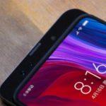 Xiaomi Mi MIX 3 une image douteuse révèle l'écran