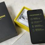 Test du Xiaomi Pocophone F1 en vidéo sur Youtube
