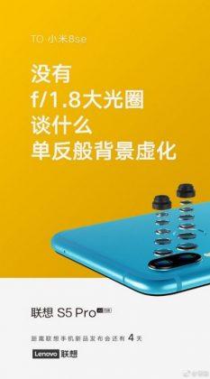 Lenovo S5 Pro teaser 2