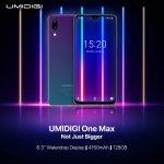 UMIDIGI One Max, le clone du OnePlus 6T est déjà la.