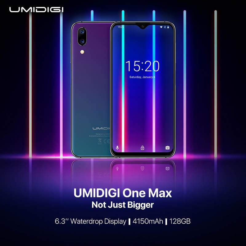 Umidigi One Max clone oneplus 6t à la une