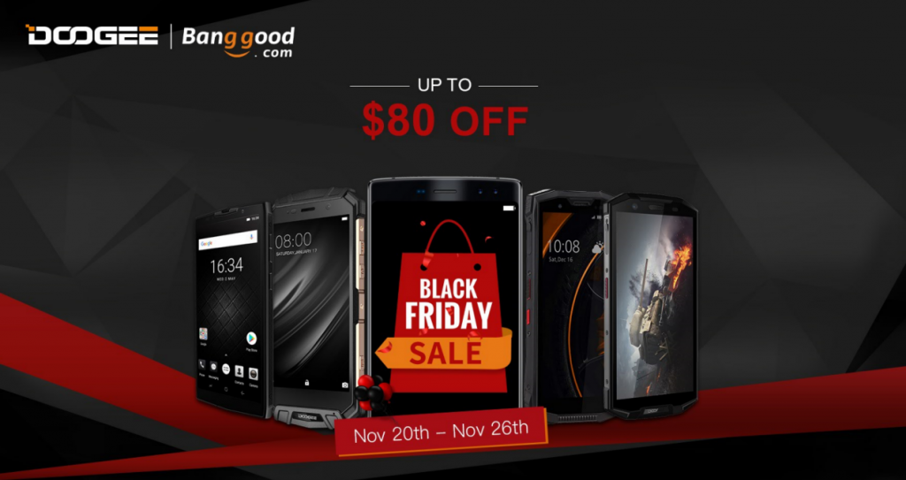 Black friday Doogee