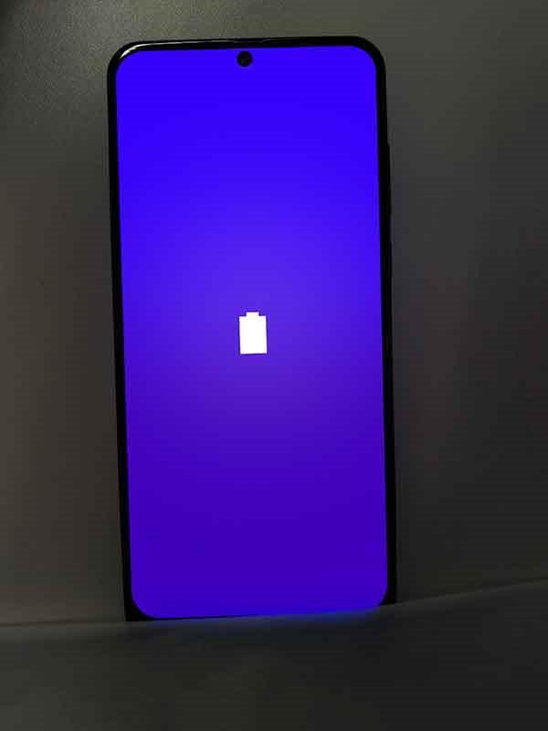 Lenovo Z5S écran à la une