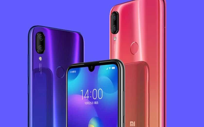 Xiaomi Mi Play à la une