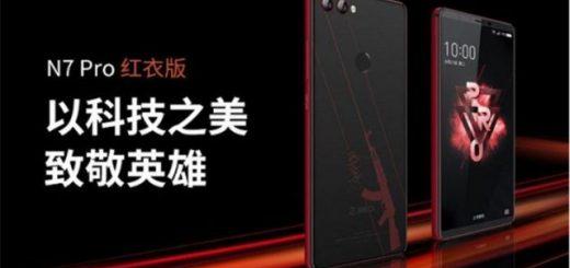 360 N7 Pro Red Edition à la une