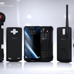 Doogee S90 le smartphone modulaire aura un Mod pour la 5G