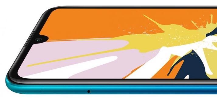 Huawei Y7 Pro à la une