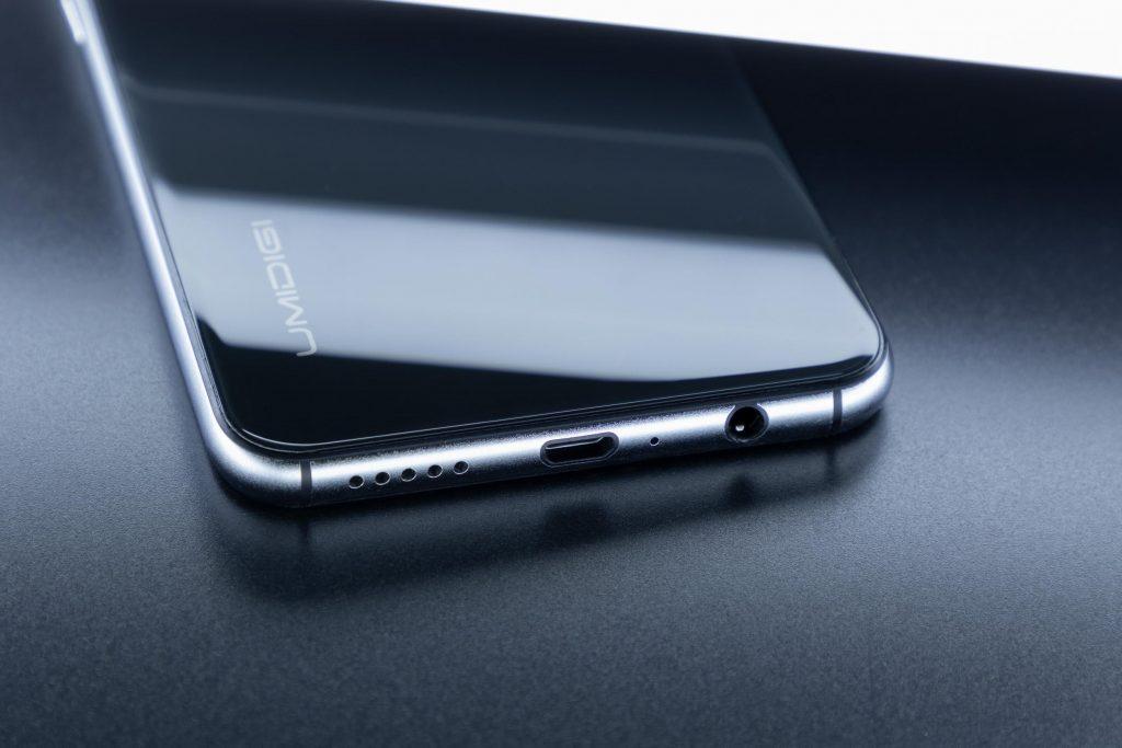 Umidigi A5 Pro connectique