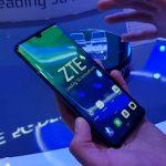 ZTE Axon 10 Pro 5G première européenne en juin