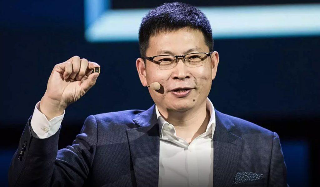 Huawei P40 CEO